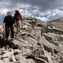 Hiking in the Sangre de Cristos