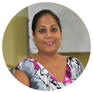 Mrs Reshma Maharaj BA.