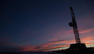 Trinidad Drilling rig