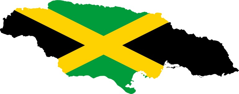 jamaica-map-flag