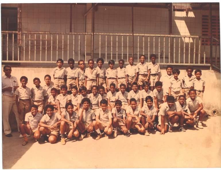 Arima Boys RC Standard 5