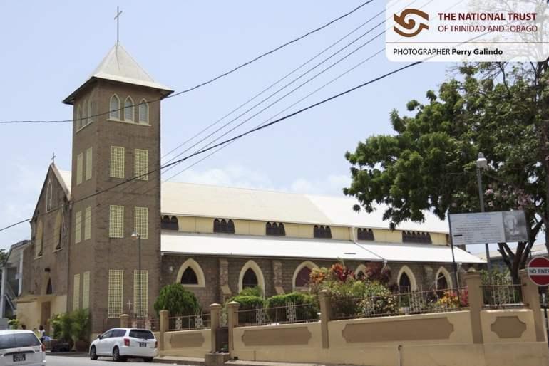 Santa Rosa RC Church Arima Trinidad