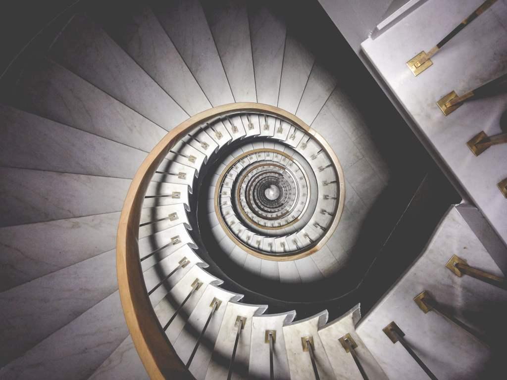 Circular Stair Well