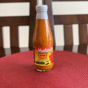 Trinidad Pepper Sauce