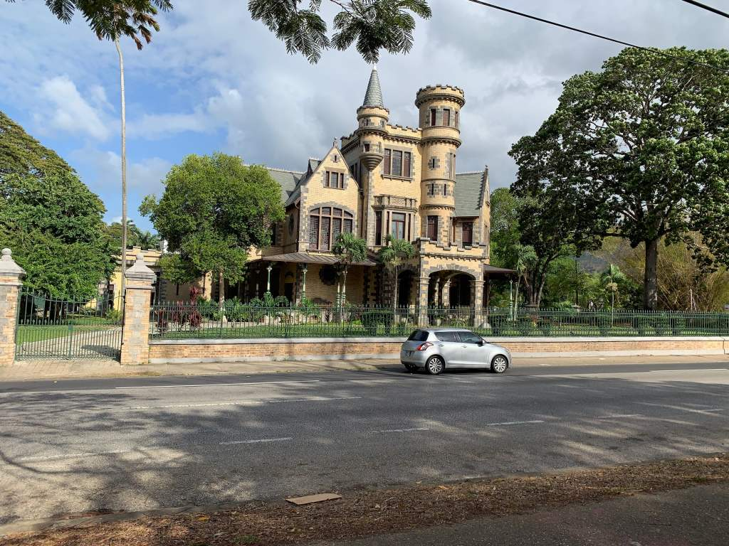 Stollmeyer's Castle (Killarney) Trinidad