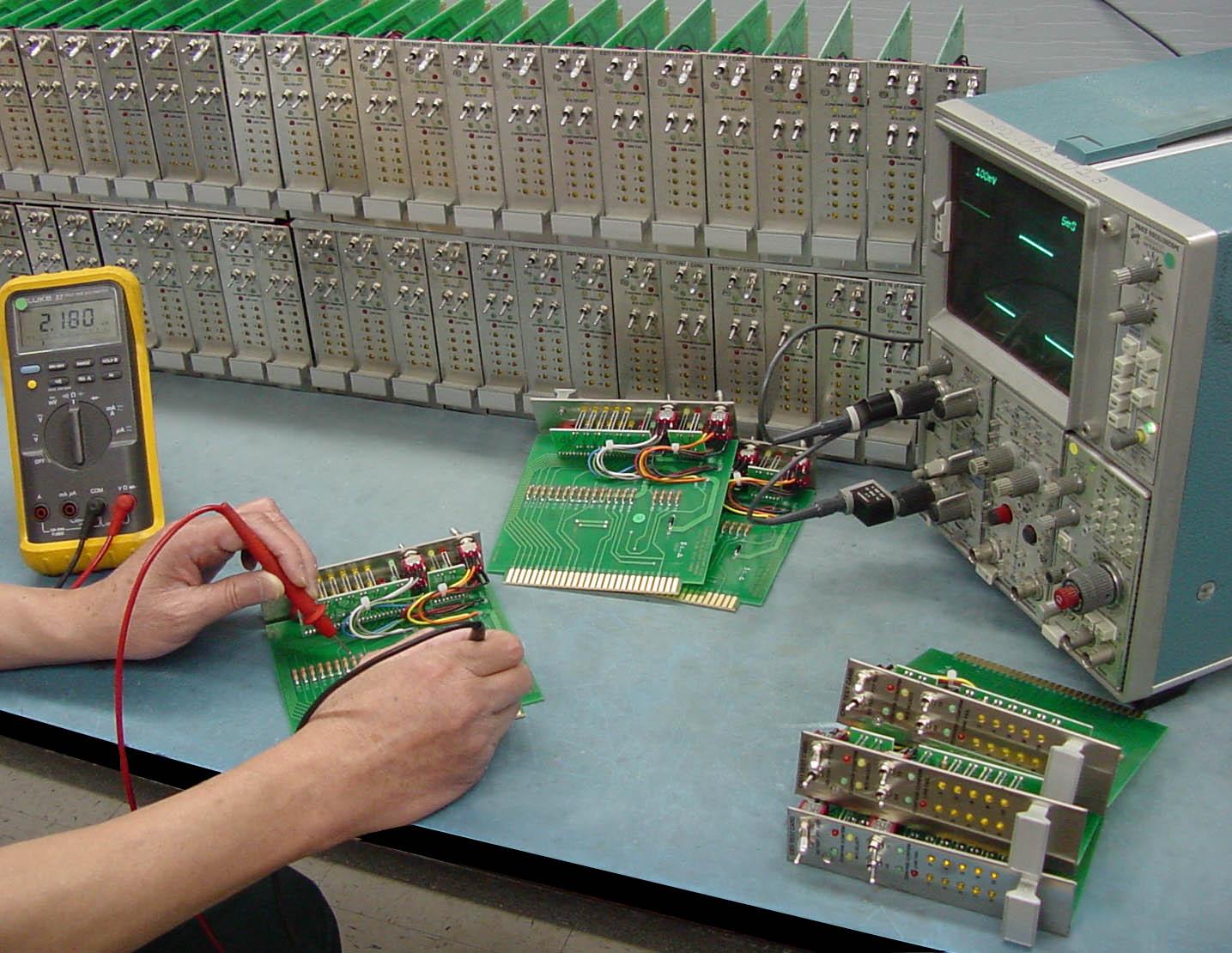 Electronics Engineering Edmonton