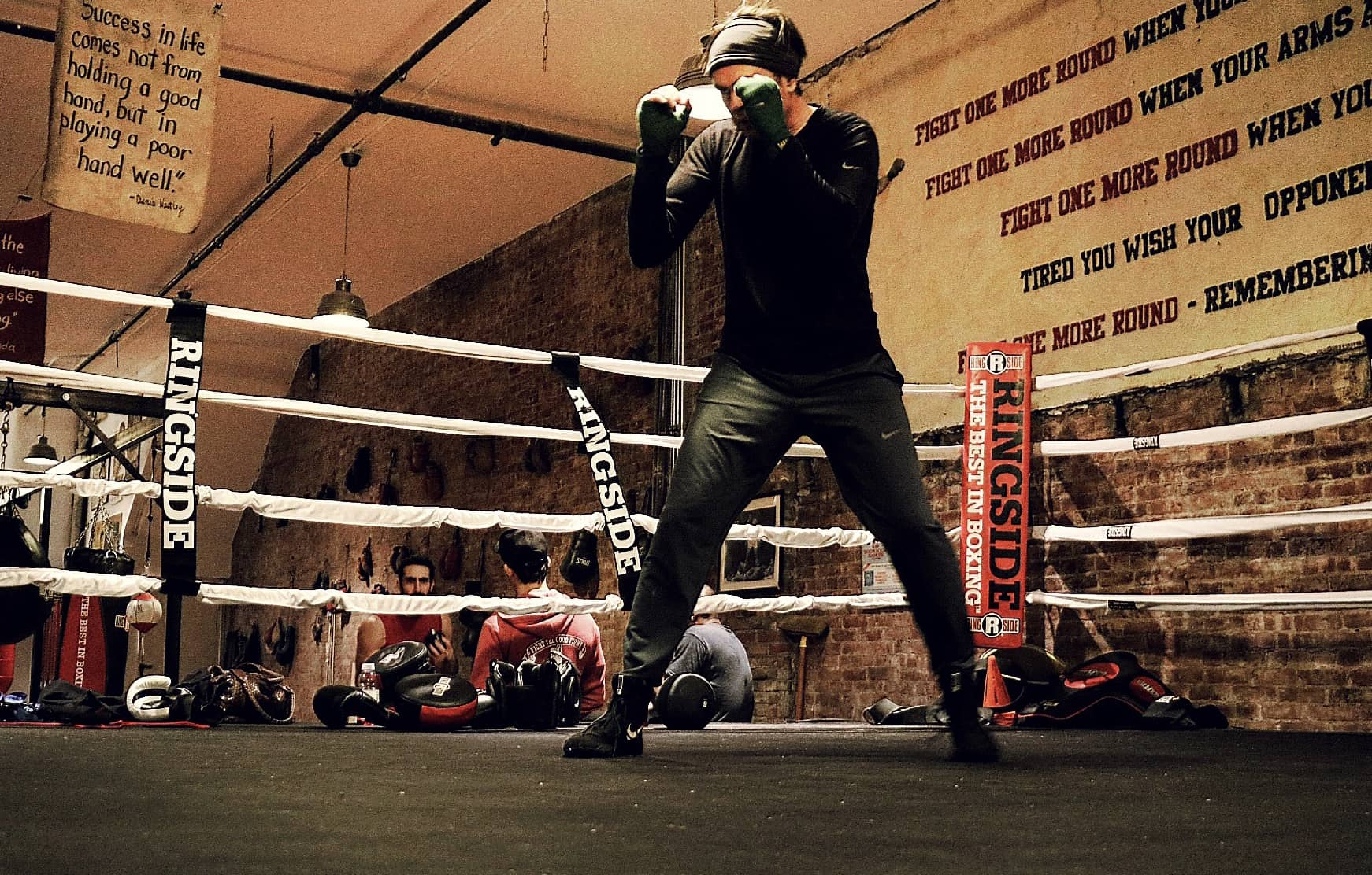 Famous Boxing Gyms In California
