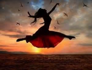 dancing for God