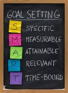 Transitional Friday: Setting SMART Goals