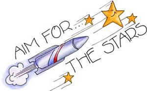 aim for stars