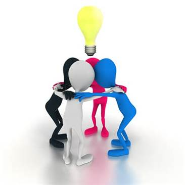 Creative Thursday: 5 Benefits of Collaborating with Others