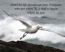 discouragement quote