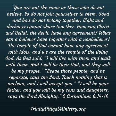 2 Corinthians 6_14-18 image