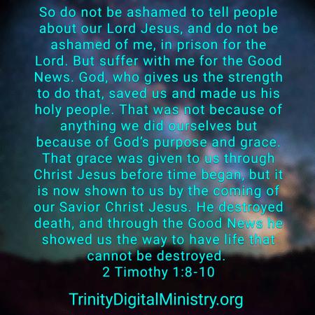 2 Timothy 1_8-10 image