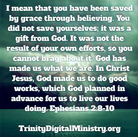 Ephesians 2:8-10 image