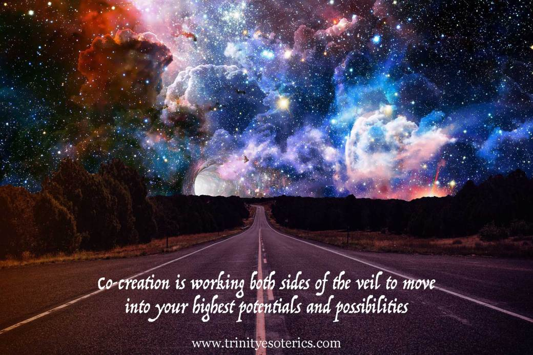 road under space trinity esoterics