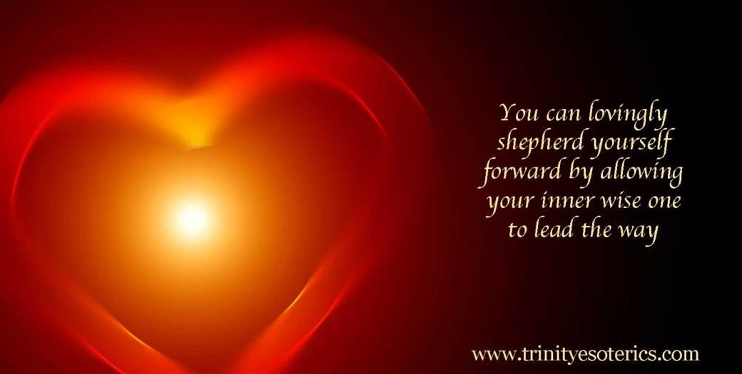 glowing heart trinity esoterics