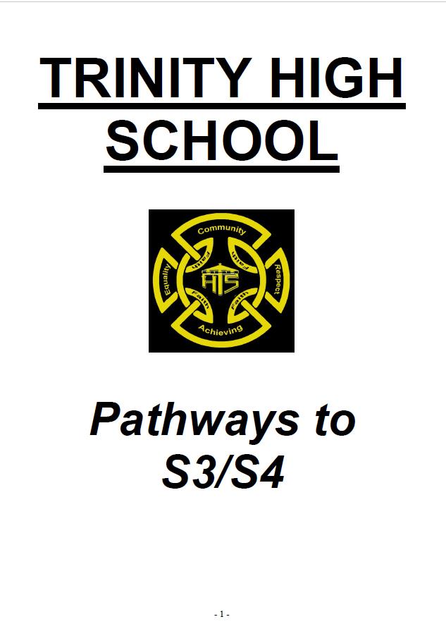 BGE Pathways Booklet