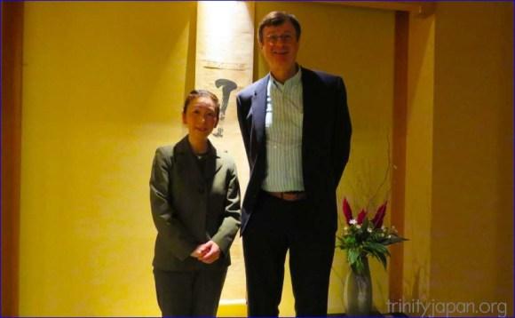 Trinity in Japan Osaka meeting on 7 December 2015