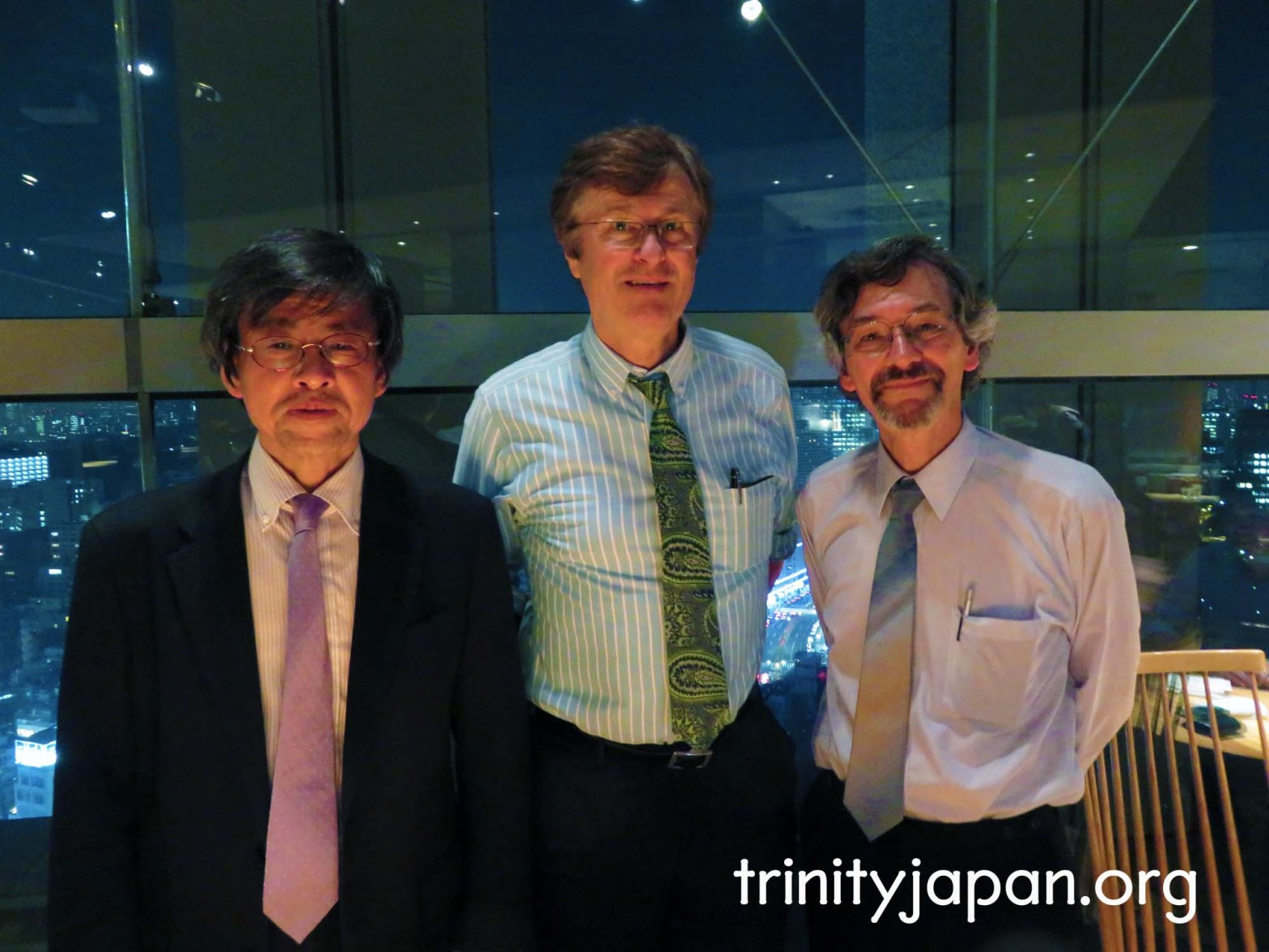 Trinity in Japan Meeting on Friday 27 May 2016 at 19:00 in Tokyo