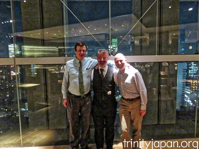 Trinity in Japan meeting on Friday 19 May 2017