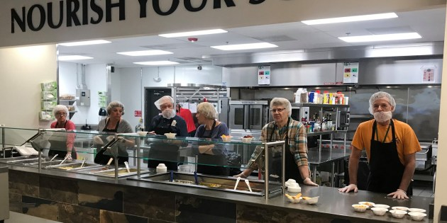 Serve the Evening Meal at Water Street Mission