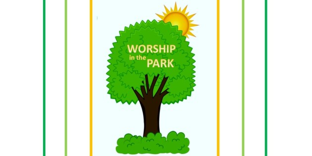 Join Us for Worship in the Park