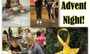 Advent Night for Families