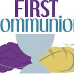 First Communion Instruction Offered