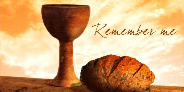 "Maundy Thursday ""Love Feast"""
