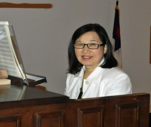Heasuk Che (Director of Music and Organist)