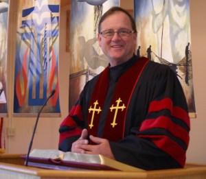 Rev Dr Jeff Beebe