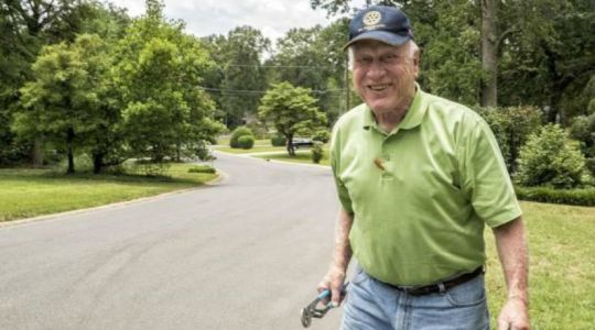 Jim Calder Honored As Outstanding Older Adult