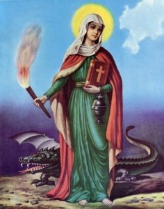 Spiritual Guides-- Saint Martha