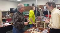 Mentors super help with the robot