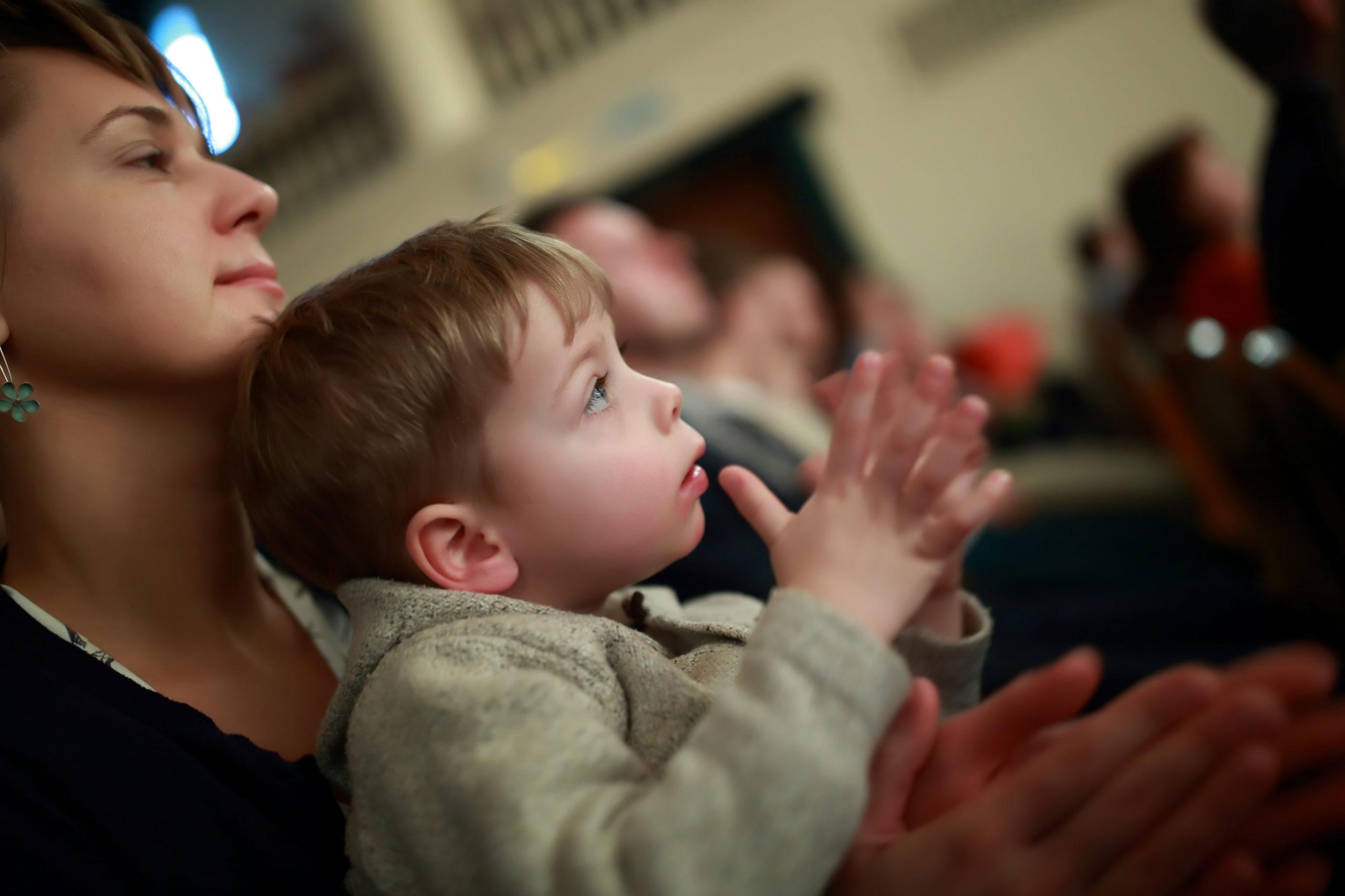 stock - child praying 2