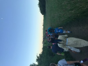 Christ hike at Camp of the Cross