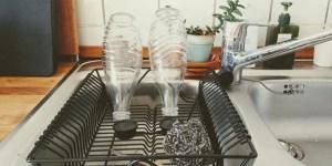 SodaStream Flaschen reinigen