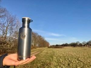 ECOtanka trekkaTANKA Edelstahl Trinkflasche zum Wandern Test
