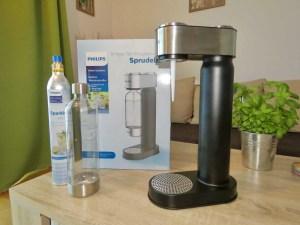 Philips GoZero Wassersprudler Test (2)