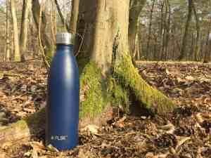 FLSK Isolierflasche Test 750 ml Edelstahl Thermosflasche