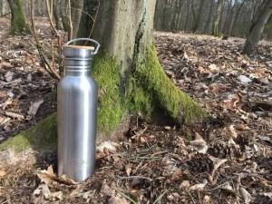 TrinkNatura 750 ml Edelstahlflasche Test