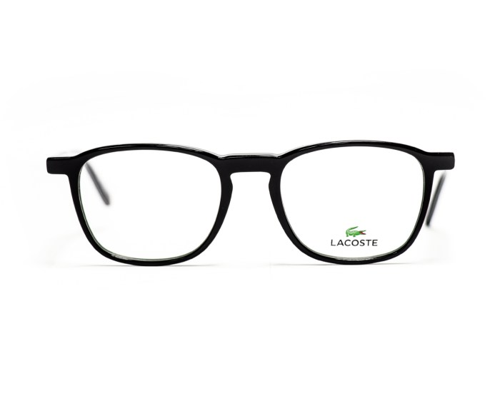 Lacoste L2845 in Black White Green