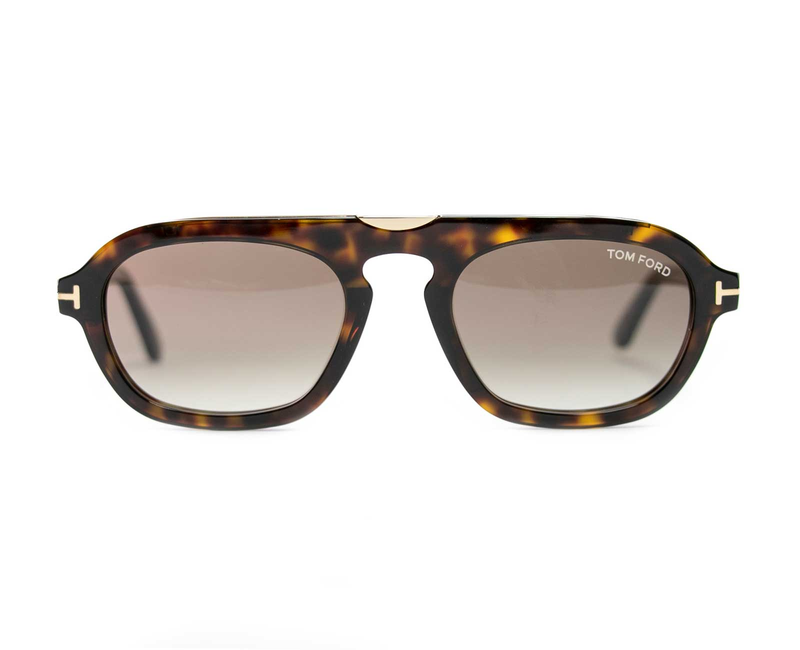 TOM FORD Sebastian TF736 in Tortoise