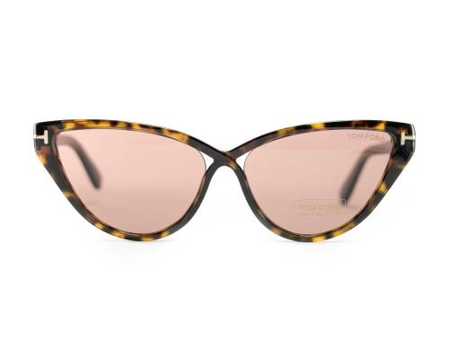 TOM FORD Charlie TF740 in Dark Havana/Brown