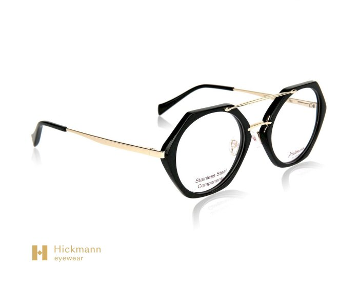 Hickmann Eyewear HI6136 in Black