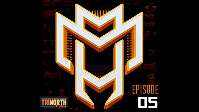 featured promo image for episode 5 of m3 tech talk