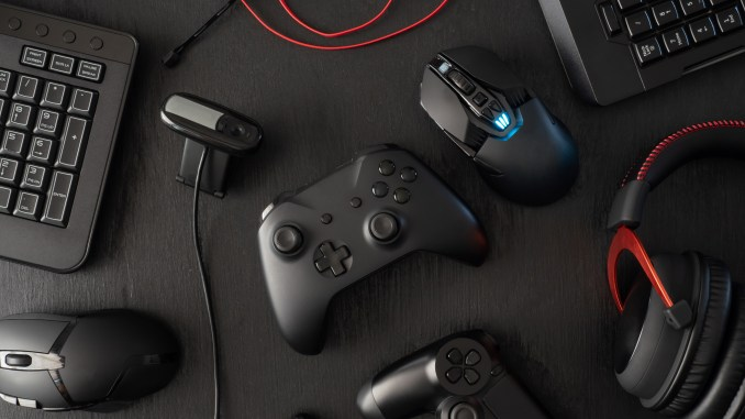 What Gamer Gear Do You use?