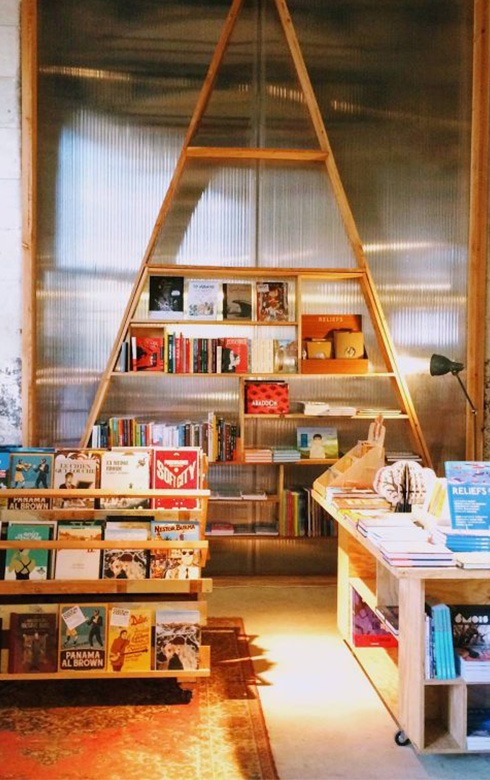 Librairie le passeur x Trinquette Artisanat