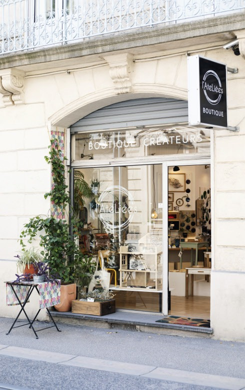 Ateliées Montpellier - Trinquette Artisanat